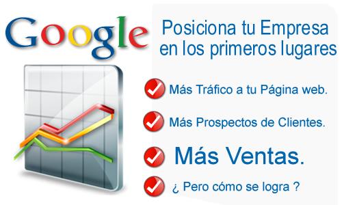 5 Consejos para posicionar tu web en Google
