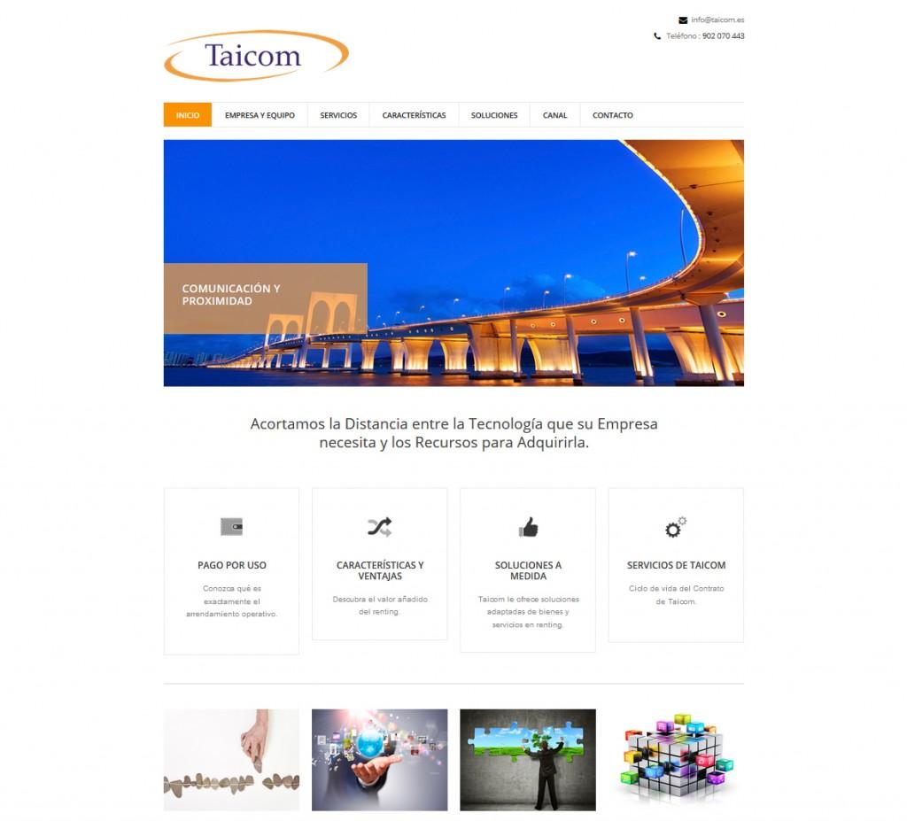 Web Taicom