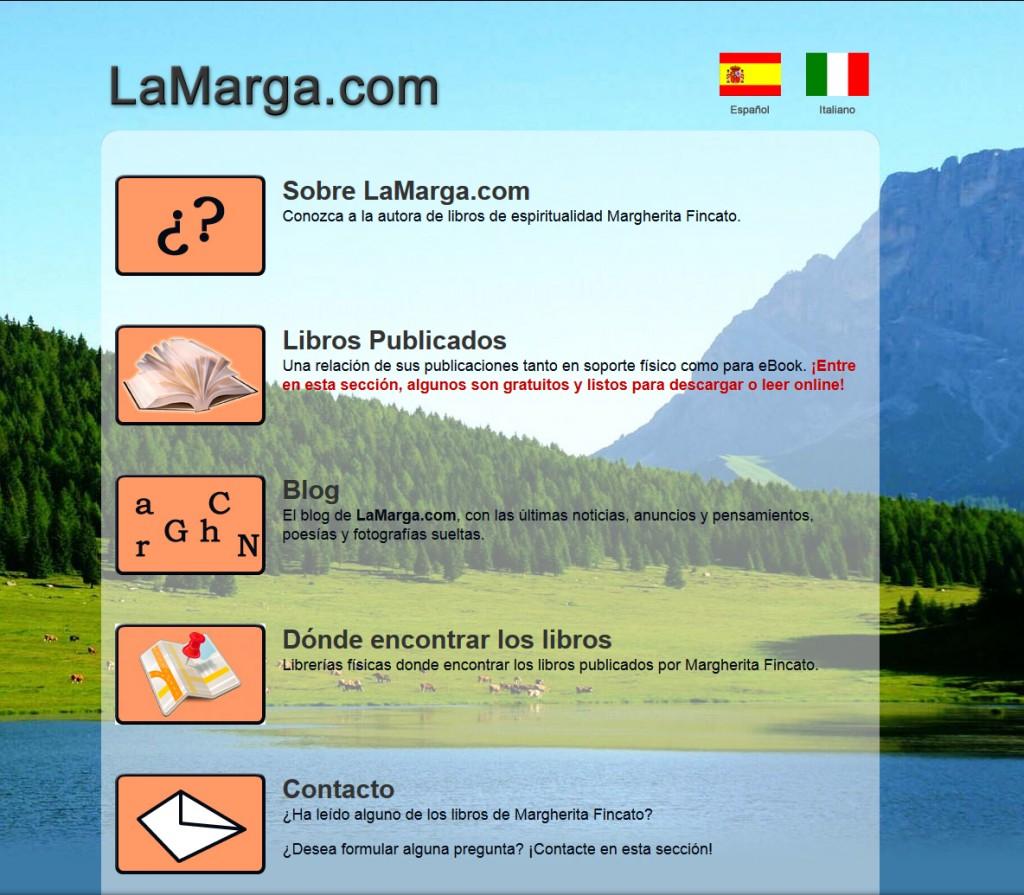 Web LaMarga