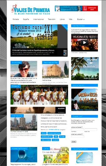 Revista Online Viajes
