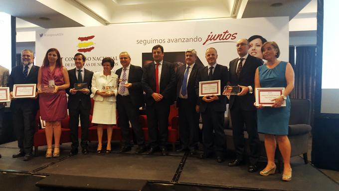 Programa Emprende RTVE, premiado por la Asociación Española de Escuelas de Negocios