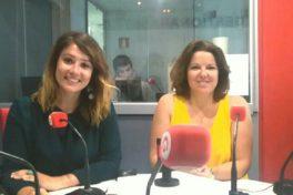 Cristina Alvarez y Marina estacio en Gestiona Radio