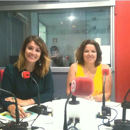Cristina Álvarez en Piérdete y Disfruta