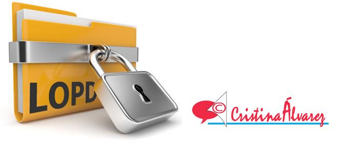 LOPD Ley de Protección de Datos en tu Web