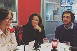 Cristina Álvarez Pagán y Borja Girón