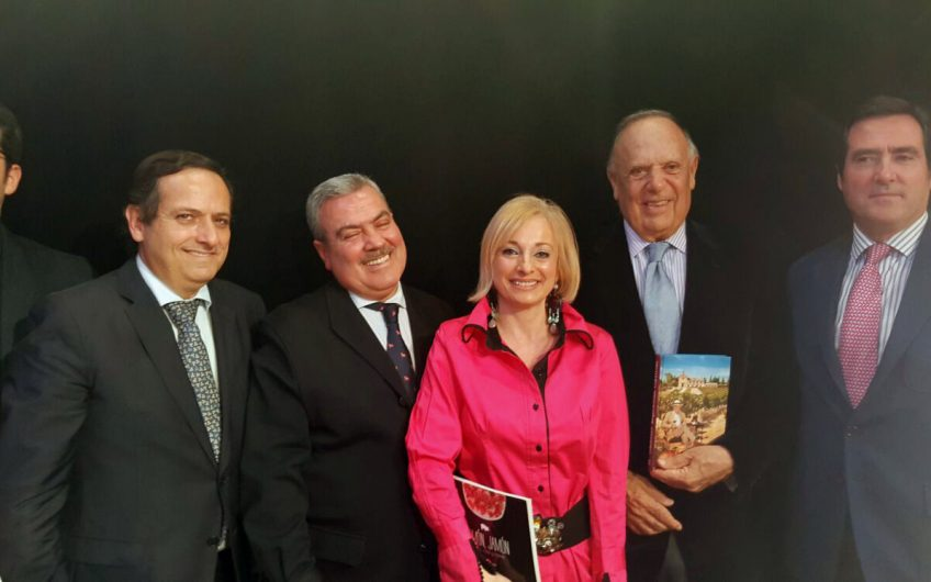 Marqués de Griñon evento Platea