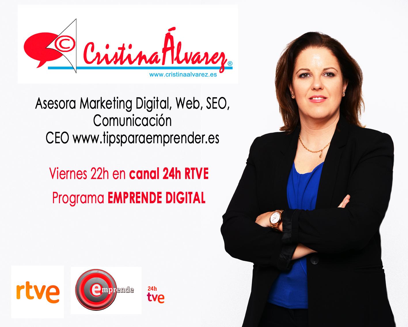 Cristina Álvarez Pagán entrevistada por alumnos de UCM