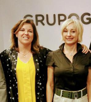 Gestiona Radio, Pilar Carrizosa, Cristina Alvarez