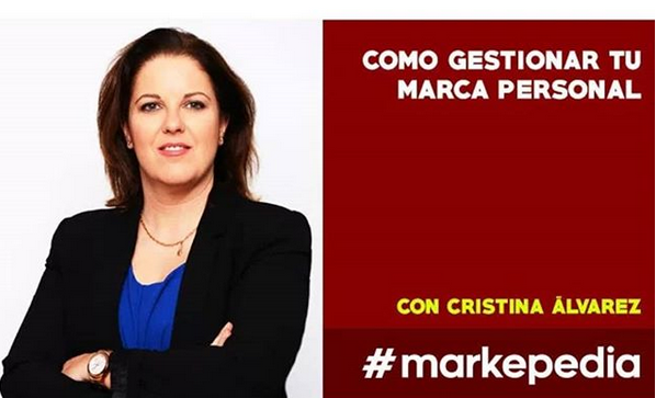 Cristina Alvarez Pagán entrevista Markepedia