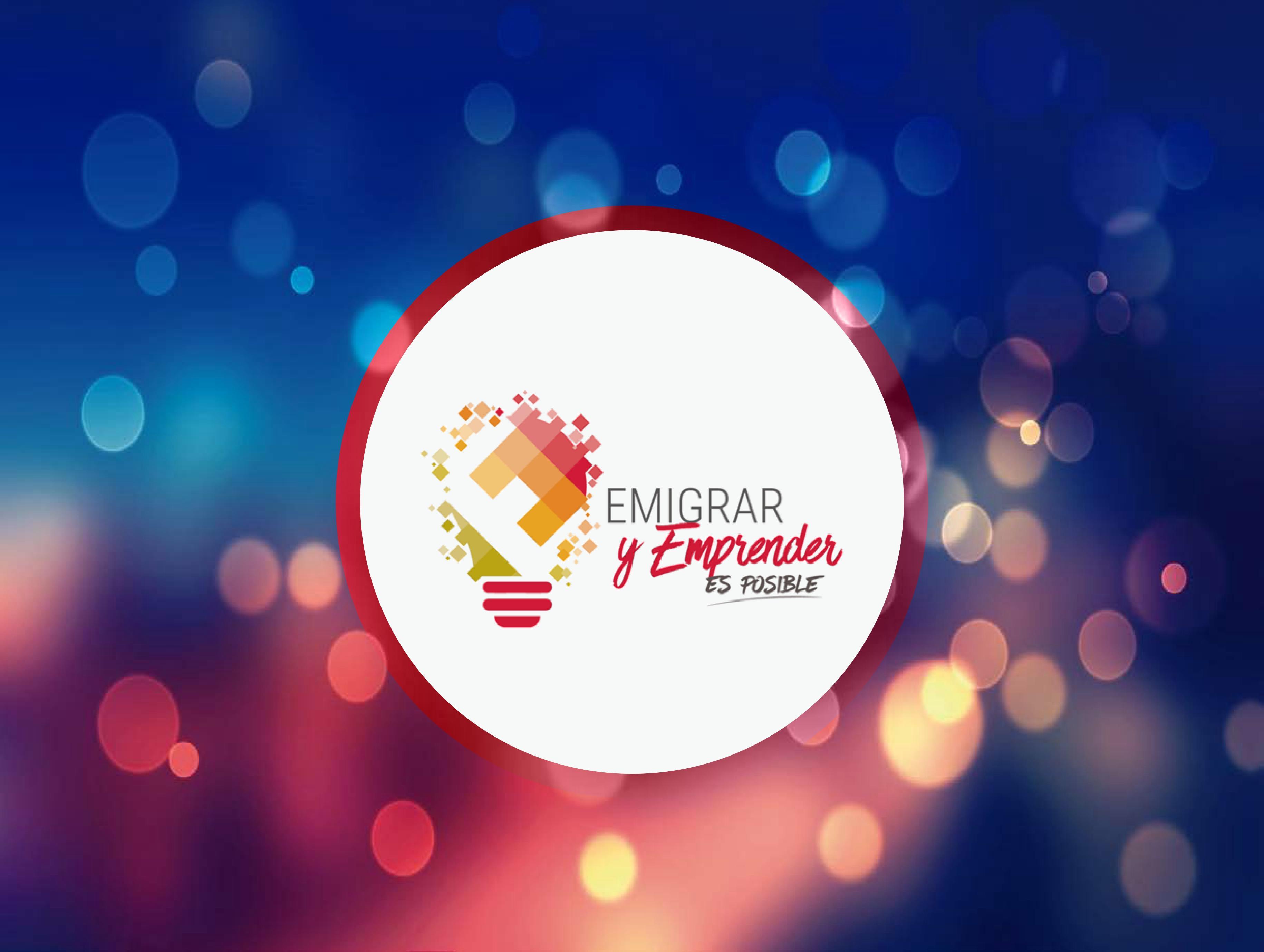 Jueves 31 mayo Emigrar y Emprender el evento