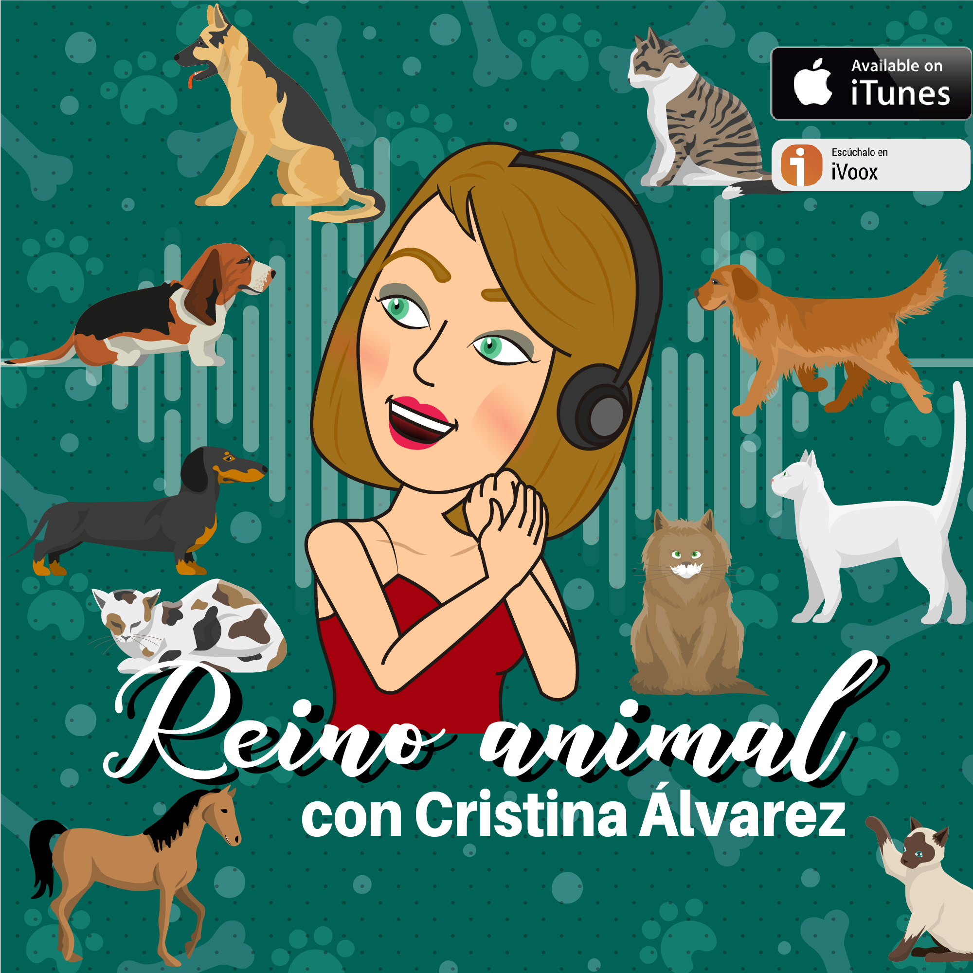 podcast reino animal